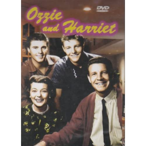 Image 0 of Ozzie And Harriet Slim Case On DVD With Ozzie Nelson