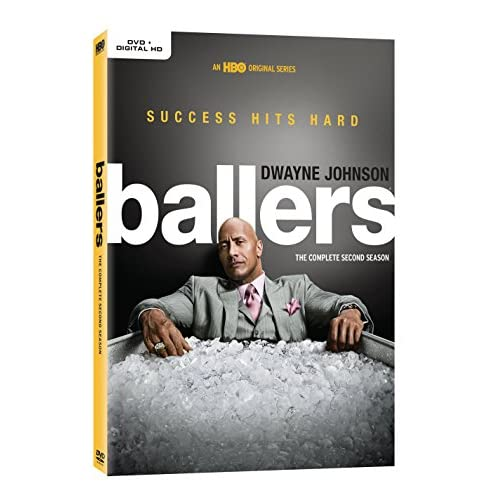 Image 0 of Ballers: S2 On DVD Comedy