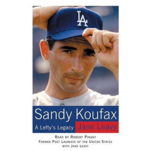 Image 0 of Sandy Koufax: A Lefty's Legacy By Leavy Jane Leavy Jane Reader Pinsky Robert Rea