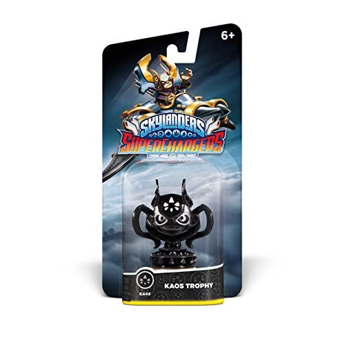 Activision Skylanders Superchargers Kaos Trophy Character Pack Not Machine Speci
