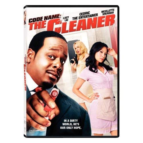 Image 0 of Code Name The Cleaner On DVD With Cedric Antonio Kyles Comedy