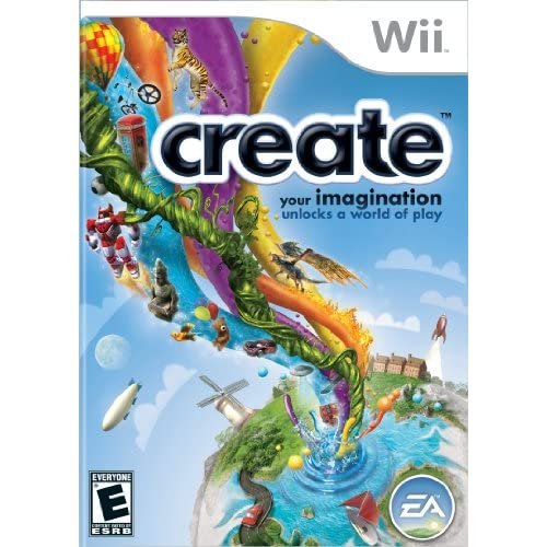 Image 0 of Create For Wii And Wii U