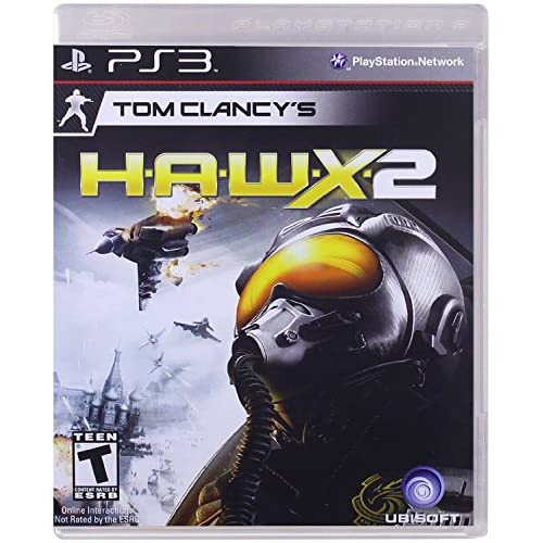Tom Clancy's Hawx 2 For PlayStation 3 PS3 Flight
