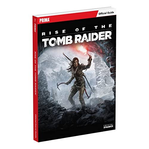 Rise Of The Tomb Raider Standard Edition Guide Strategy Guide