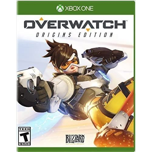 Image 0 of Overwatch Origins Edition For Xbox One Shooter Fighting