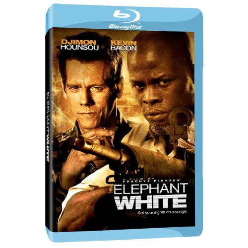 Image 0 of Elephant White Blu-Ray On Blu-Ray With Kevin Bacon