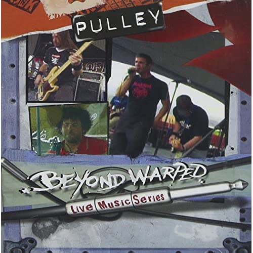 Image 0 of Beyond Warped Live Music Series By Pulley On Audio CD Album 2006