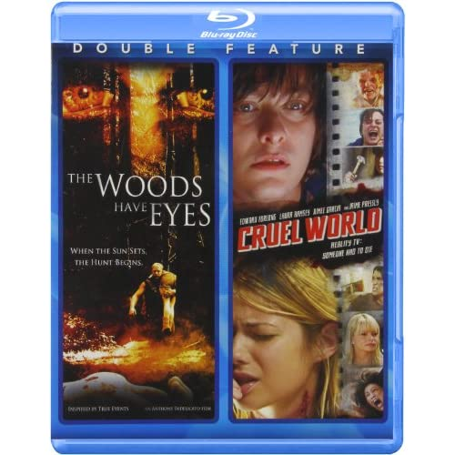 Image 0 of The Woods Have Eyes/cruel World Blu-Ray On Blu-Ray With Frank Adonis Horror
