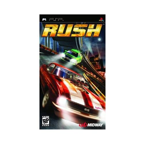 Image 0 of Rush Game Sony For PSP UMD