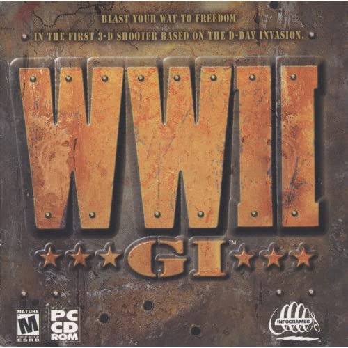 Image 0 of WWII Gi PC Game Software