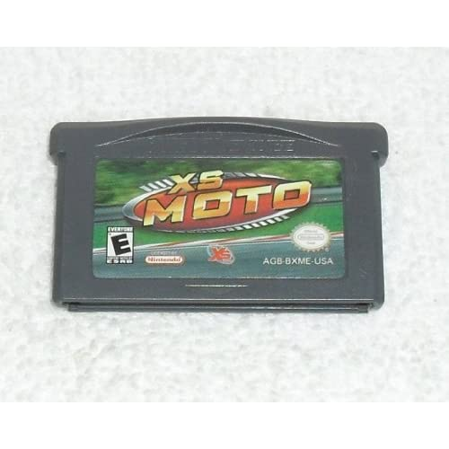 Image 0 of Xs Moto For GBA Gameboy Advance