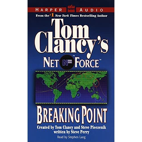 Image 0 of Breaking Point Tom Clancy's Net Force No 4 By Stephen Reader Netco Partners Lang