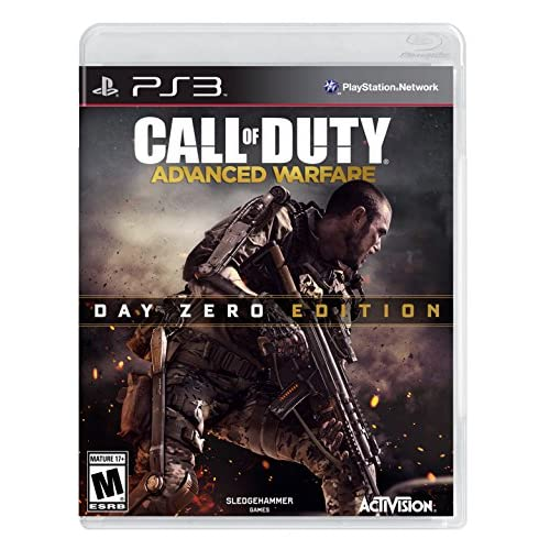 Image 0 of Call Of Duty Advanced Warfare Day Zero Edition PS3 For PlayStation 3 COD