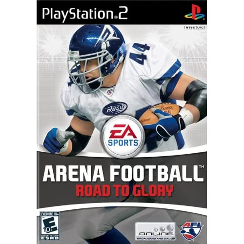 Arena Football: Road To Glory For PlayStation 2 PS2