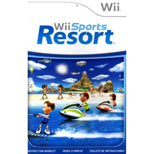 Image 0 of Wii Sports Resort Wii For Wii And Wii U