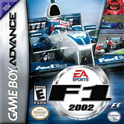 Image 0 of F1 2002 Gameboy Advance For GBA Gameboy Advance
