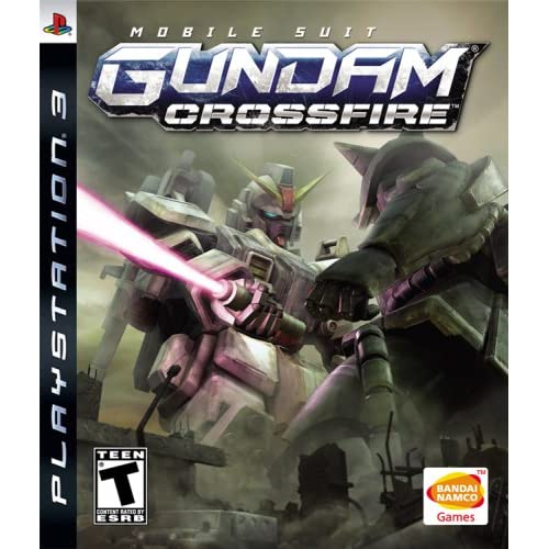 Image 0 of Mobile Suit Gundam: Crossfire For PlayStation 3 PS3