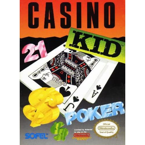 Image 0 of Casino Kid For Nintendo NES Vintage