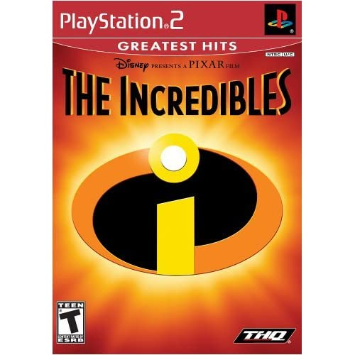 Image 0 of Incredibles The For PlayStation 2 PS2