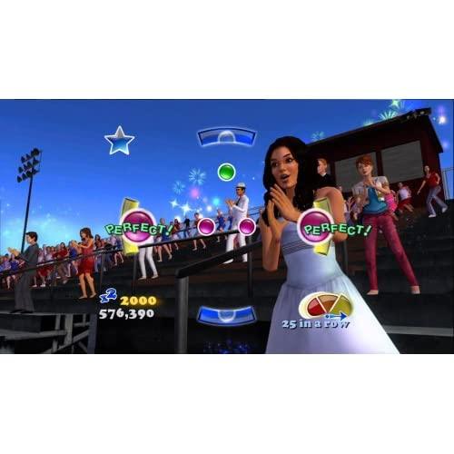 Image 3 of Disney High School Musical 3: Senior Year Dance! For PlayStation 2 PS2