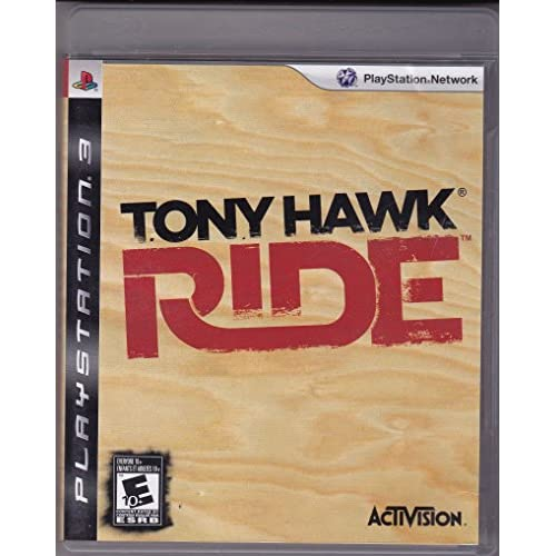 Image 0 of Tony Hawk Ride PS3 Replacement Disc Game Only For PlayStation 3