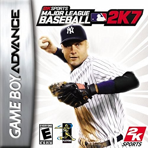 Major League Baseball 2K7 For GBA Gameboy Advance
