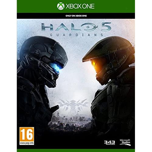Image 0 of Halo 5 Guardians Game For Xbox One X1
