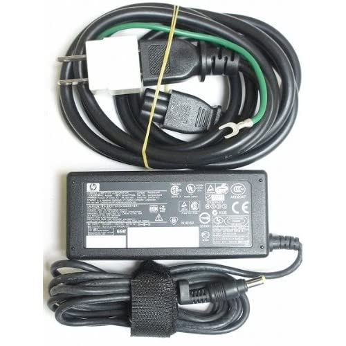 65 Watt AC Adapter For HP PA-1650-02C Wall Power Charger & DC