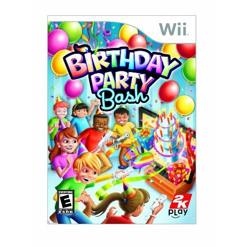 Image 0 of Birthday Party Bash For Wii And Wii U