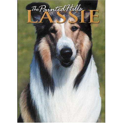 Image 0 of The Painted Hills: Lassie On DVD