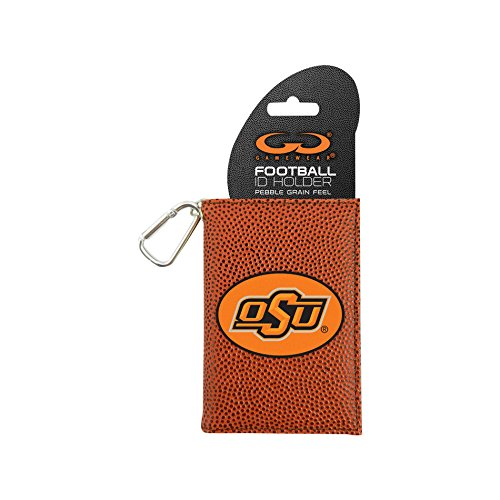 NCAA Oklahoma State Cowboys Classic Football ID Holder One Size Brown