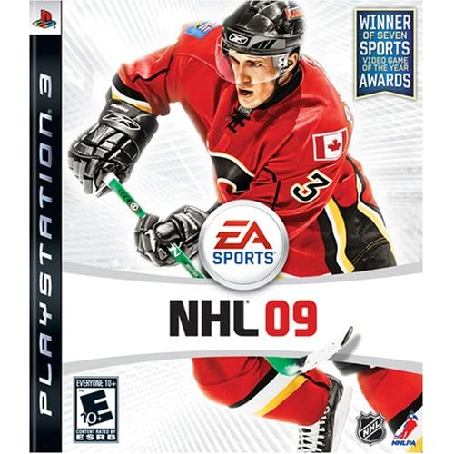 NHL 09 For PlayStation 3 PS3 Hockey