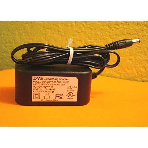 Image 0 of Genuine Authentic Brand Dve DSA-26PFA-15 Fus 120200 AC Adapter Replacement Wall