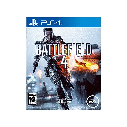 Battlefield 4 For PlayStation 4 PS4 Shooter