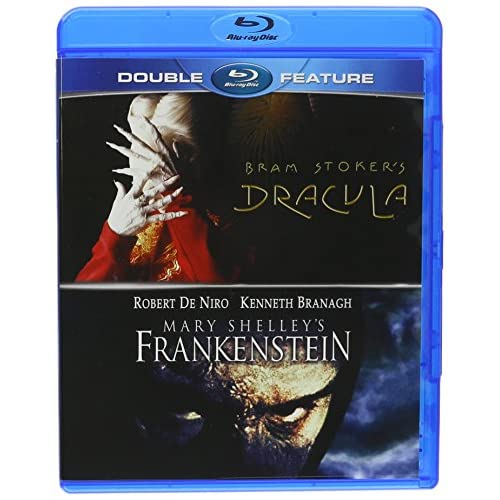 Image 0 of Bram Stoker's Dracula / Mary Shelley's Frankenstein Set Blu-Ray On Blu-Ray With