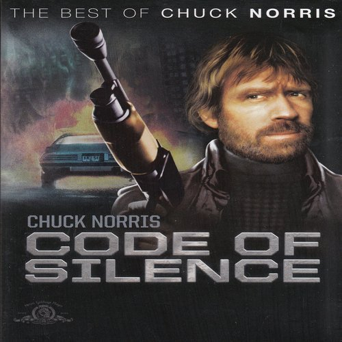 Image 0 of Code Of Silence On DVD With Chuck Norris Mystery