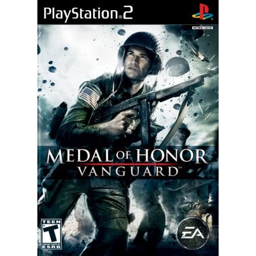 Medal Of Honor: Vanguard For PlayStation 2 PS2