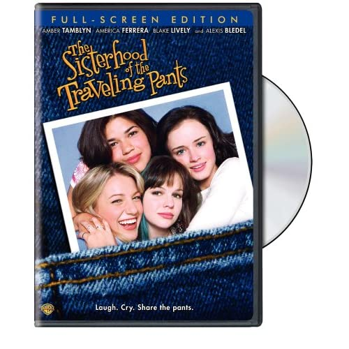 Image 0 of The Sisterhood Of The Traveling Pants On DVD with Amber Tamblyn