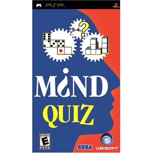 Image 0 of Mind Quiz Sony UMD Puzzle For PSP
