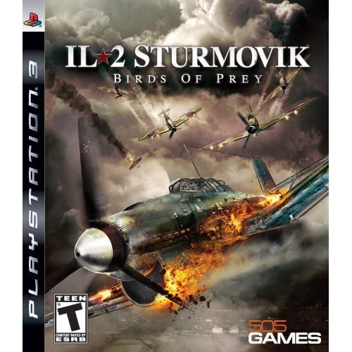 IL-2 Sturmovik: Birds Of Prey For PlayStation 3 PS3