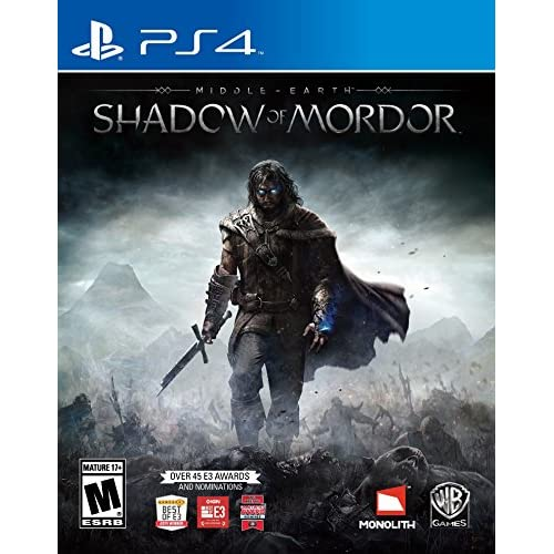 Image 0 of Middle Earth: Shadow Of Mordor For PlayStation 4 PS4