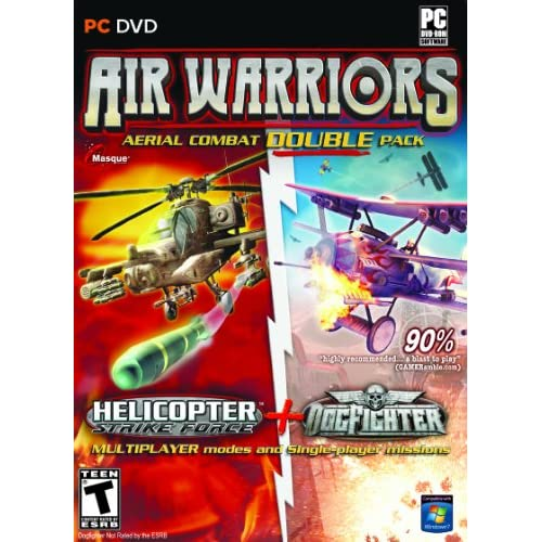 Air Warriors: Aerial Combat Double Pack Software