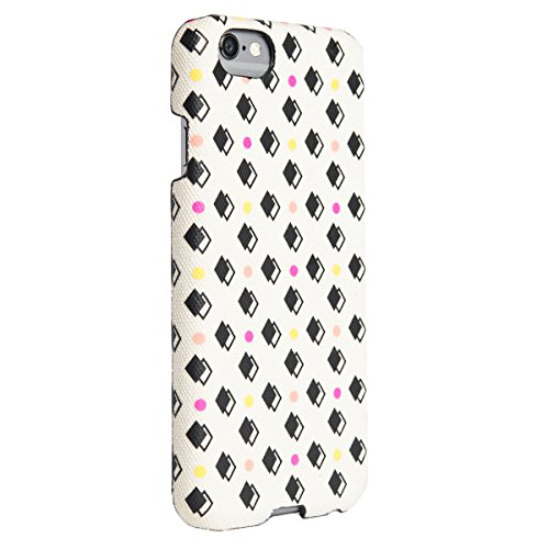 Image 2 of AGENT18 Cell Phone Case For Apple iPhone 6 Dots Over Fabric Cover