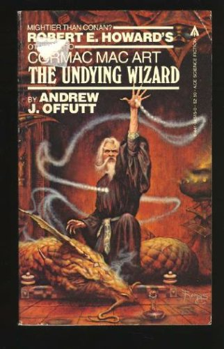 Image 0 of The Undying Wizard by Andrew J. Offutt Book