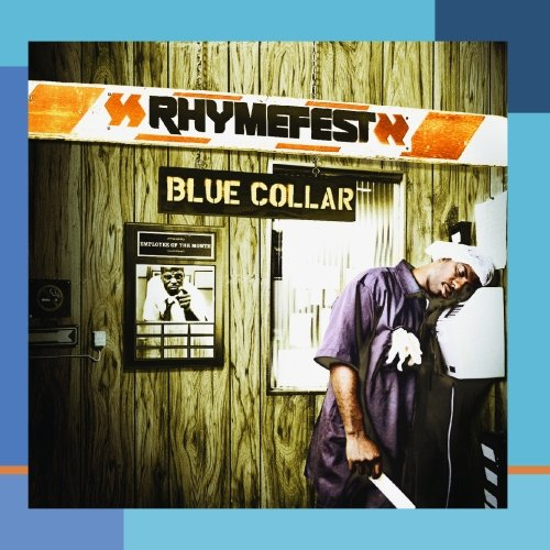 Image 0 of Blue Collar By Rhymefest On Audio CD Album 2006