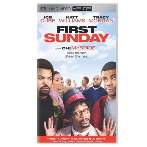 Image 0 of First Sunday Movie UMD For PSP