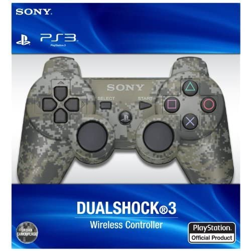 Image 0 of Sony OEM Dualshock 3 Wireless Controller Urban Camo