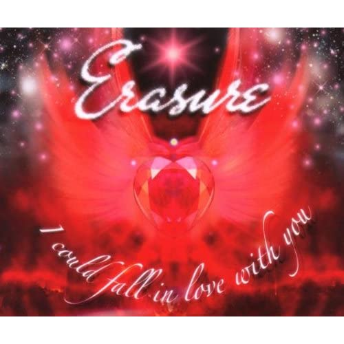 I Could Fall In Love With You Radio Mix By Erasure On Audio CD Album 2