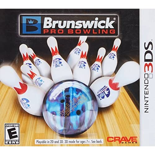 Brunswick Pro Bowling Nintendo For 3DS