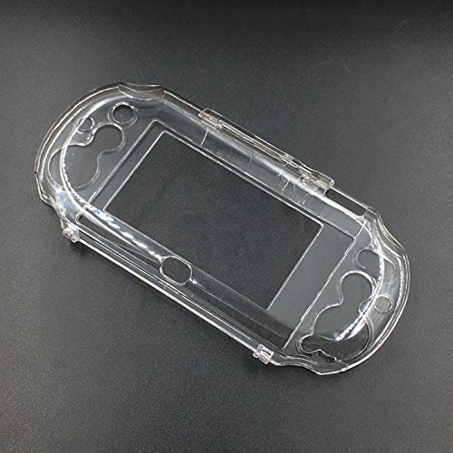 Clear Case Shell Case Cover For Sony PlayStation Vita Psv 2000 For Ps Vita